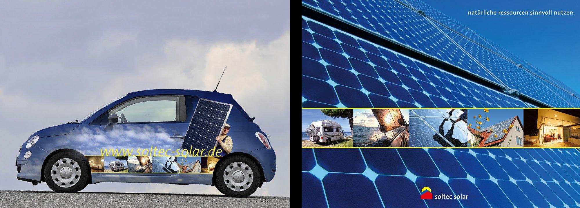 Erscheinungsbild Soltec Solar 2012
