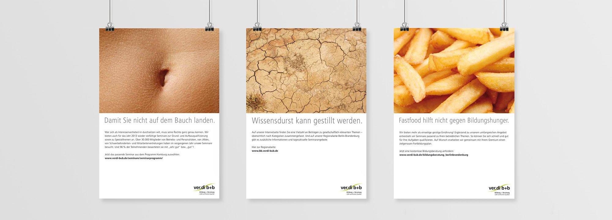 Kampagne Wissensdurst Bildungshunger 2012
