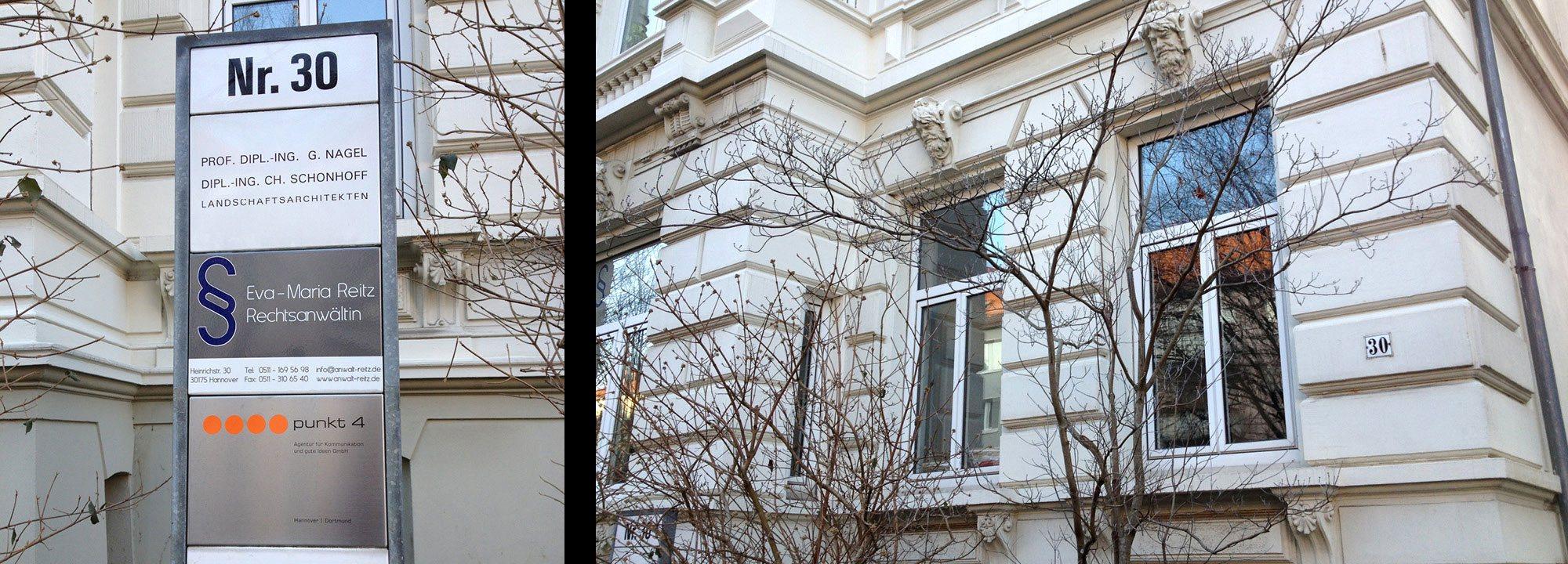 punkt 4 neuer Standort Hannover 2013