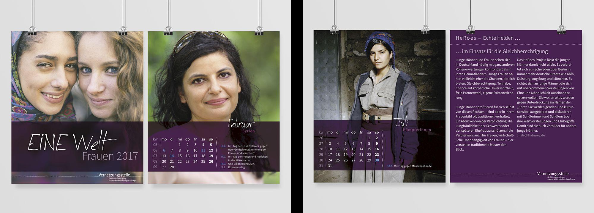 Frauenkalender 2017